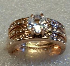 Wedding rings each